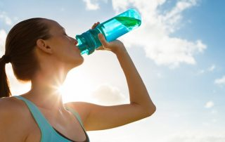 5 ways to improve your water intake