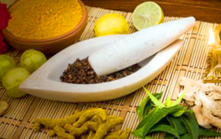 THE SECRETS OF AYURVEDA