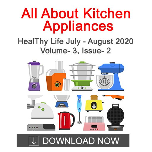 All About Kitchen Appliances