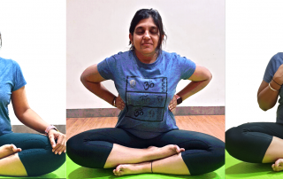 Yoga postures to improve breathing during COVID-19 to improve lung function